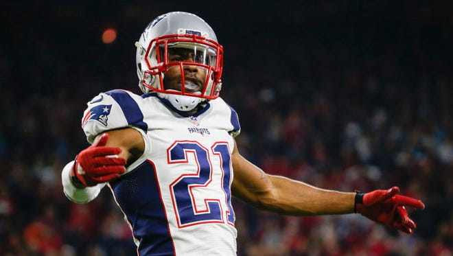 Malcolm Butler and the Patriots defense (ranked No. 1) look to shut down the Falcons' No. 1-ranked offense on Sunday.
