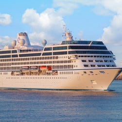 Tour the newly-christened luxurious Oceania Sirena