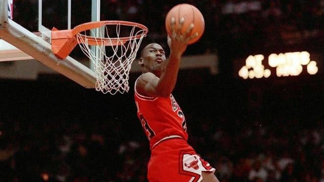 Michael Jordan was one of the most influential athletes in history.
