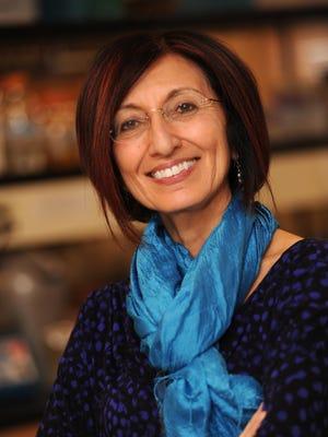 Biology professor Elba Serrano