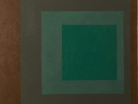 "Josef Albers (1888-1976), ""Study for Homage to the"