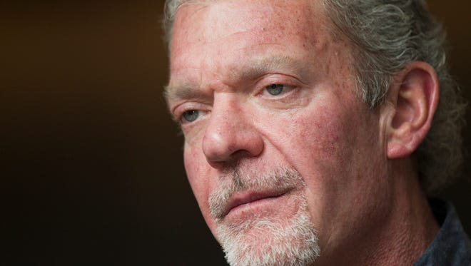 Colts owner Jim Irsay was arrested Sunday evening on suspicion of DUI.