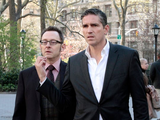 "Michael Emerson had another star turn on his hands alongside Jim Caviezel in CBS' ""Person of Interest."""