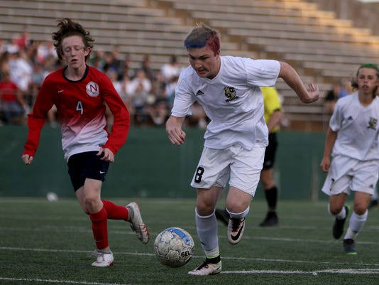 Rider Northwest boys soccer playoff
