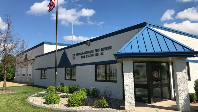 Neenah Fire Station 31 on Breezewood Lane was built in 1995 and tentatively is scheduled for replacement in 2022.