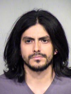 Daniel Bermudez was arrested on suspicion of DUI charges