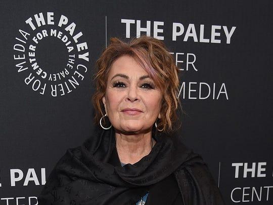 Roseanne Barr.