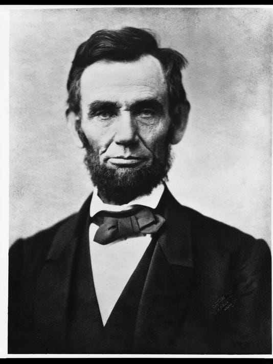 President Abraham Lincoln, Washington D.C., November 8, 1863.jpg