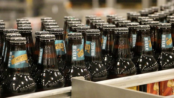 Northeast Drinks Group in Middlebury is investing in a new canning line, which will match the speed of its bottling line.