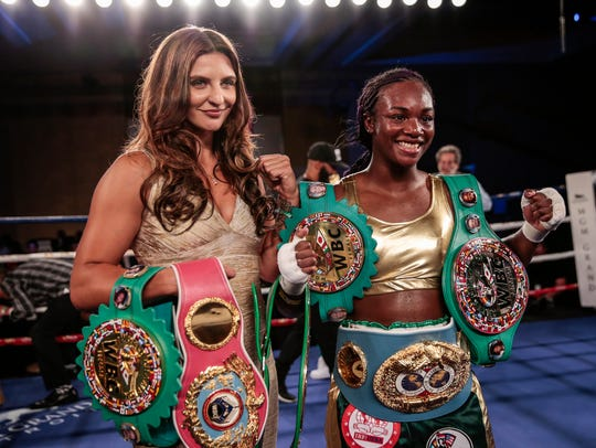 Christian Hammer, WBC Female Middleweight World Champion,