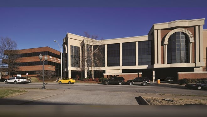 OakPoint Investments now owns this building at 54-60 Music Square East.