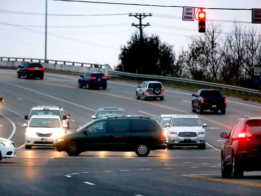 Widening Murfreesboro's Thompson Lane to Northwest Broad Street from Memorial Boulevard would cost approximately $60 million, according to the city's Capital Improvement Plan.