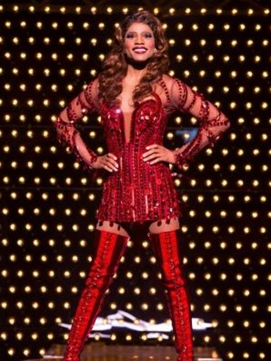 Review Kinky Boots Puts Best Foot Forward