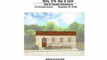 Billy D's is undergoing a massive remodeling. It might reopen by mid-November.