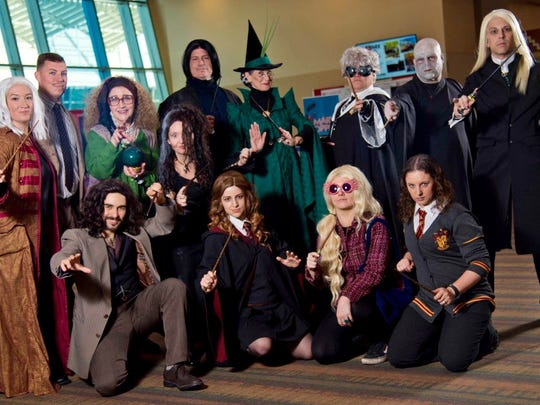 Science with a Twist: Harry Potter Birthday Bash will