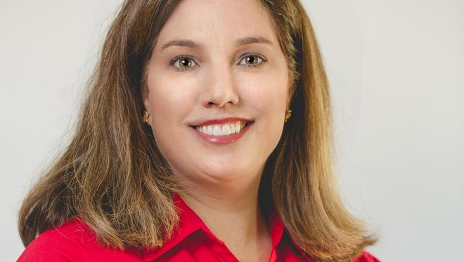 Jennifer Luteran is one of five applicants for a vacant District 7 county commission seat.