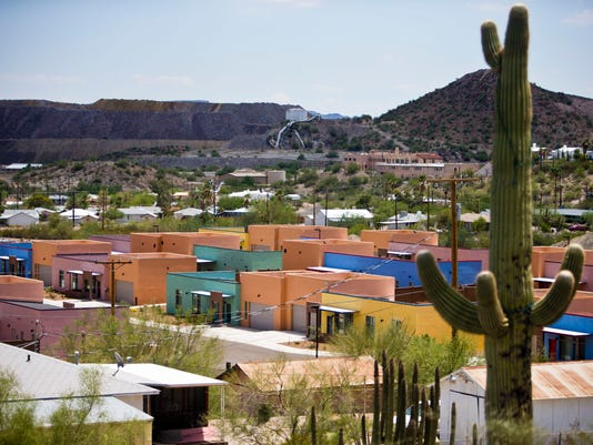 Feds pay millions for border-agent housing in Arizona