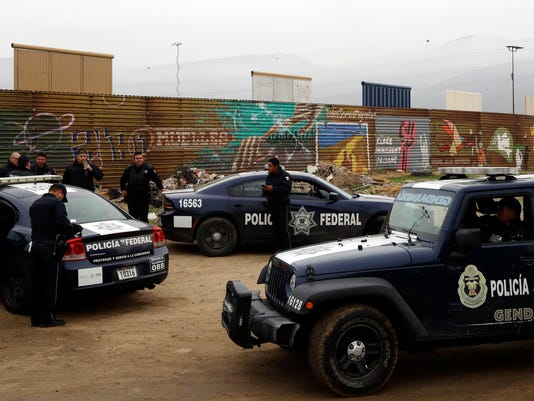 Border visit