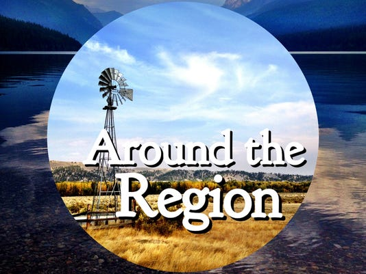 Around the Region