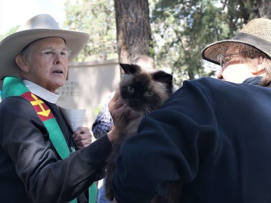 Blessing of the Pets Saturday