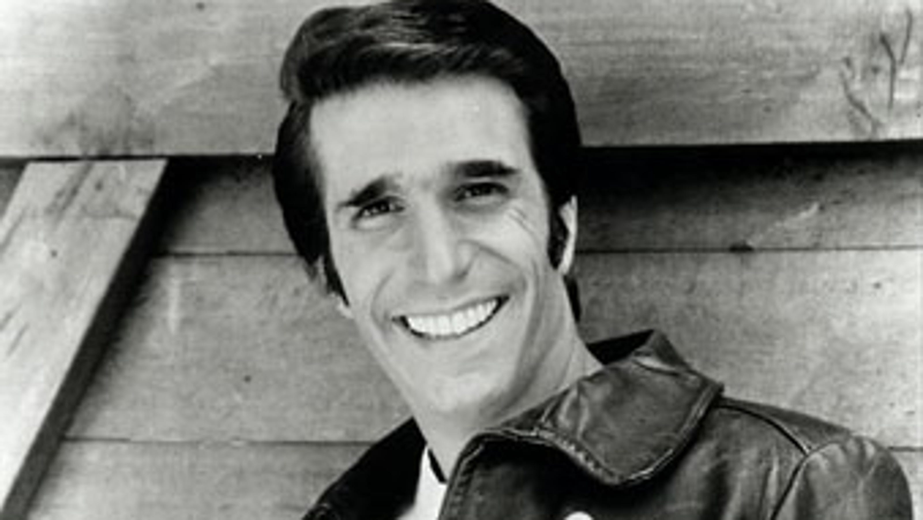 Henry winkler divorced - Aaaayyyy The Fonz Is Coming To Carmel Indianapolis Star Henry Winkler Best Known As Arthur Fonzarelli In The 1970s American Sitcom Happy Days Will Come
