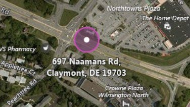Delaware State Police are currently investigating the strong arm robbery of a 64-year-old man which occurred in the parking lot of a Claymont area Wawa Thursday.