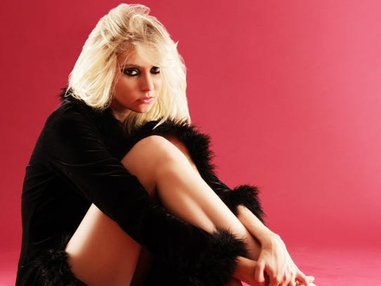 Actress Taylor Momsen leads the Pretty Reckless Sunday