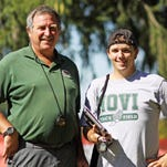 Novi cross country coach passes torch after 36 years