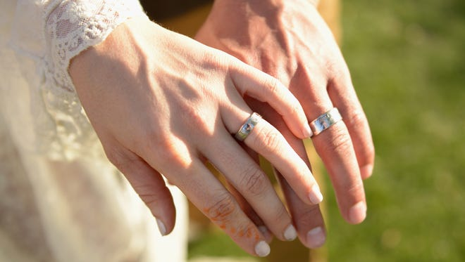 Couples need to decide how to handle their finances once they get married.