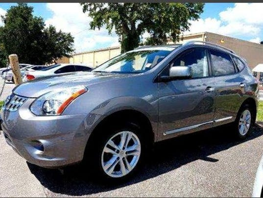 Palm bay pd looking for stolen vehicle for Department of motor vehicles palm bay florida