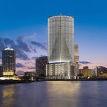 The EPIC Hotel in Miami is one of 59 hotels the boutique hotel company owned by InterContinental Hotels Group has in the USA.
