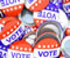 Individual political donors losing clout