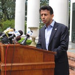 Gov. Bobby Jindal and other governors vow to continue to oppose the administration's plans to resettle Syrian refugees in their states.