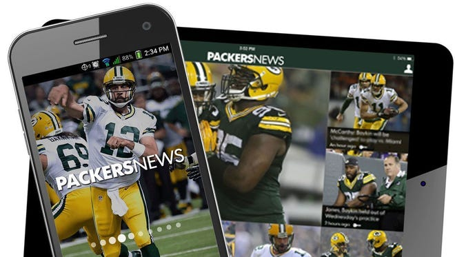 Get the latest on the Packers delivered to your iPhone, iPad or Android device