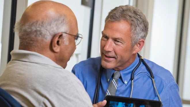"""Unfortunately, everyone has an old wives' tale associated with heart disease and cardiovascular health, says Dr. Andy Manganaro, chief medical officer at Life Line Screening."