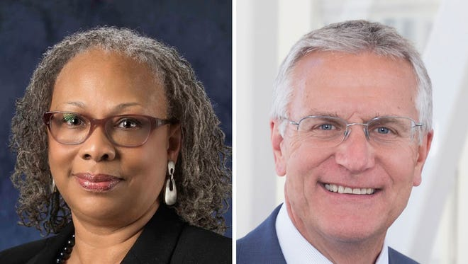 Ann Terrell is executive director of the MPS Foundation. John Kersey, the new MPS Foundation board chair, is executive vice president of Zilber Ltd.