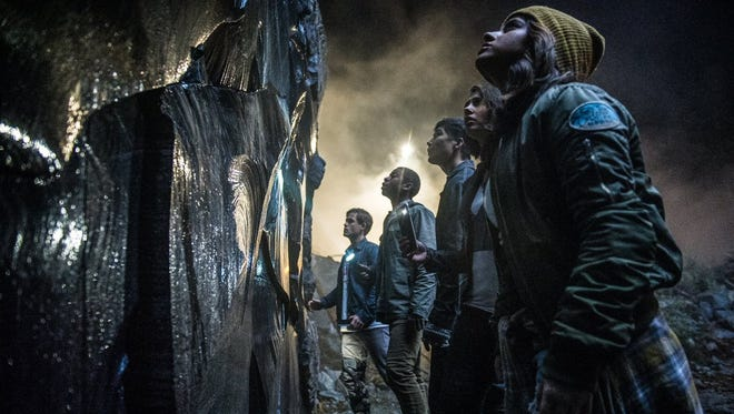 """A group of high-school kids, who are infused with unique superpowers, harness their abilities in order to save the world in """"Power Rangers."""""""