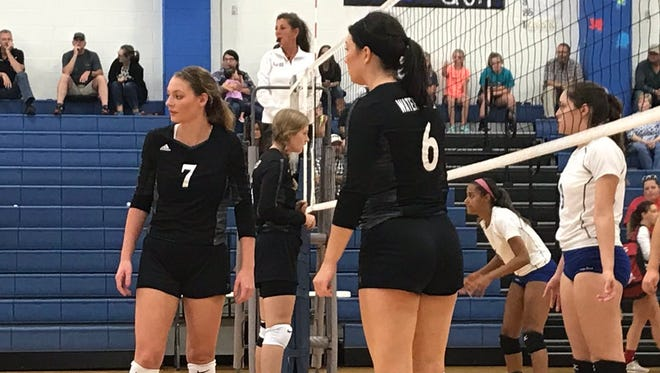 The Water Valley High School volleyball team, a Class 1A program, defeated 6A Odessa High on Saturday in the Gold Bracket quarterfinals of the Nita Vannoy Memorial Volleyball Tournament. The Lady Wildcats were eliminated in the semifinals by defending 4A state champion Bushland.
