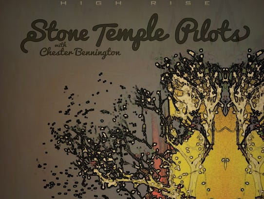 Stone Temple Pilots' 'High Rise' EP cover