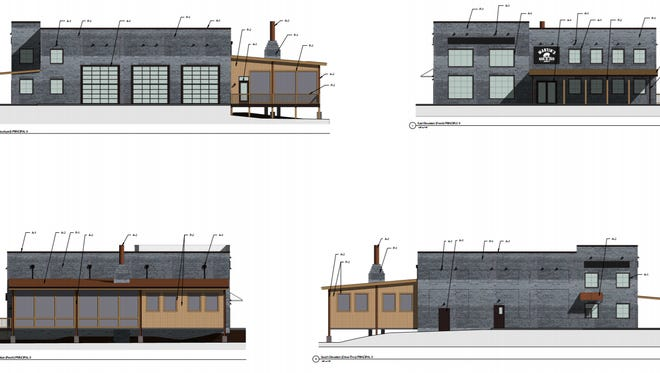 Rendering of the new Martin's Bar-B-Que Joint in Nolensville