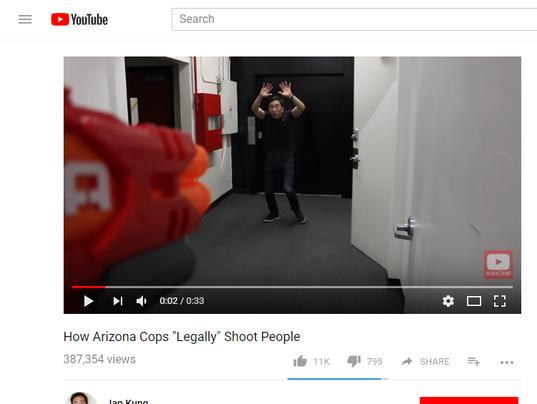 YouTube parody