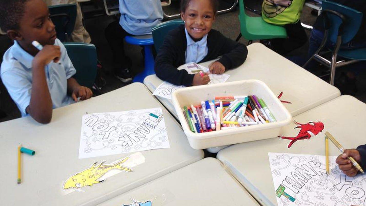 School supplies website helps Michigan teachers
