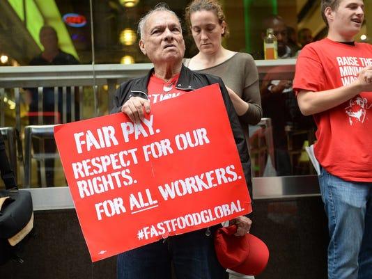 More states, cities raising minimum wage