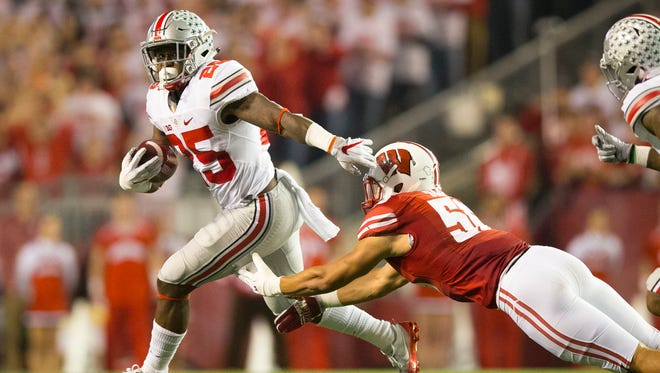 What does Mike Weber and Ohio State's win vs. Wisconsin in Week 7 say about the Buckeyes going forward?
