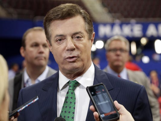 Paul Manafort,Rick Gates