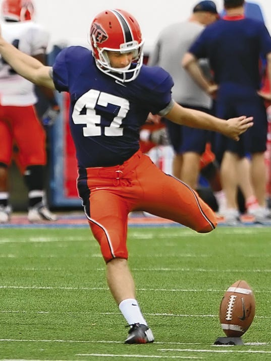 UTEP junior kicker Jay Mattox has been named to the Lou Groza Collegiate Place-kicker Award preseason watch list. The award is given to the nation's best kicker.