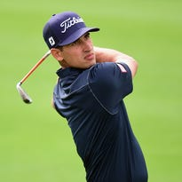Dom Bozzelli comfortable on the big PGA Tour stage