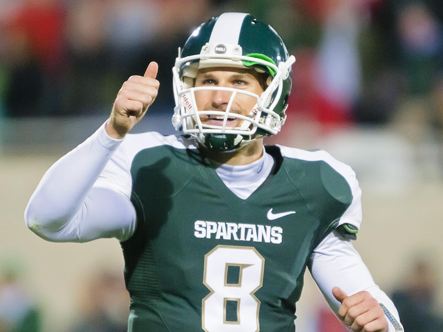 Former MSU quarterback Kirk Cousins will be keynote speaker a June 7 ceremony.