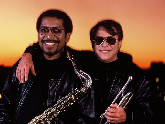 March, 1992 -  The Memphis Horns celebrated 25 years