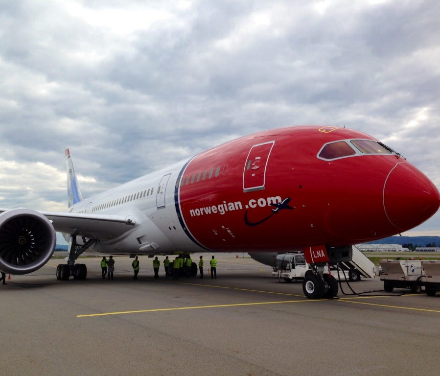 U.S. airline pilots hope President Trump will overturn the Obama administration decision in December to allow Norwegian Air International to fly to the U.S.